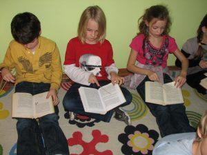 kurs szybkiego czytania dla dzieci poznań