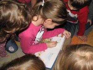 nauka czytania dla dzieci poznań