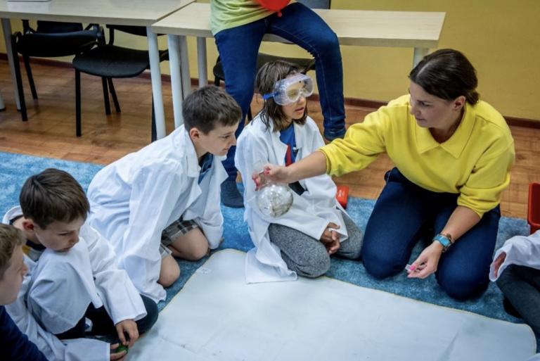 Nauka dla dzieci
